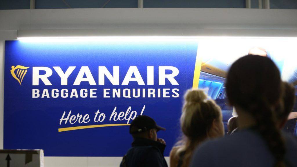 Ryanair 'estafando' a los clientes con conversiones de moneda 'ocultas'