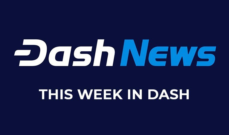 This Week In Dash: July 29th