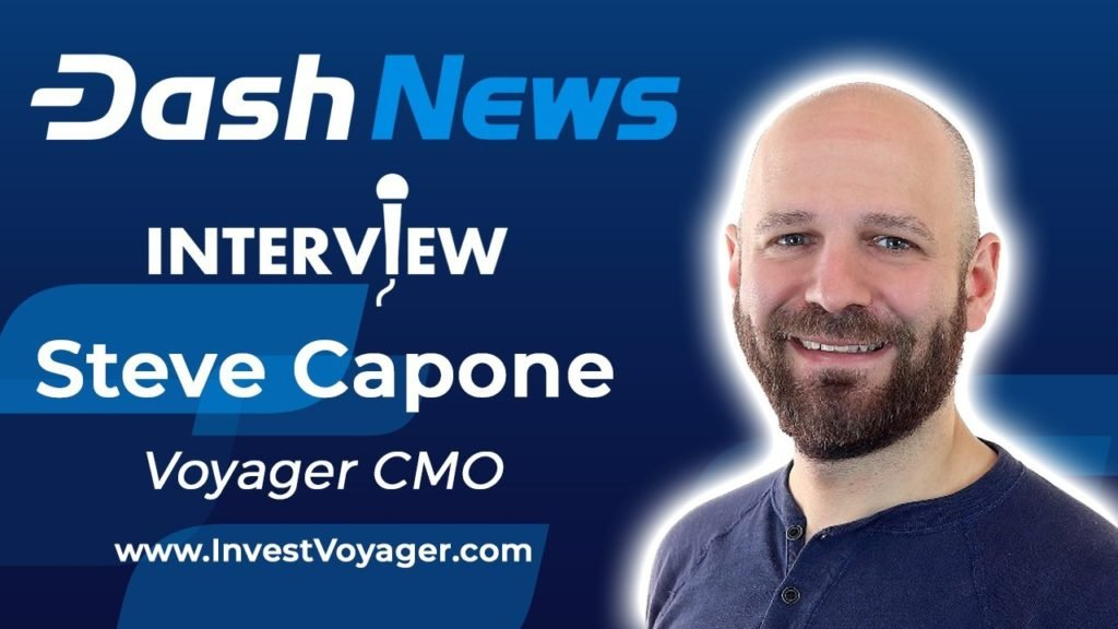 Steve Capone of Voyager Trading App on Bitcoin Trading, Cryptocurrency Mass Adoption
