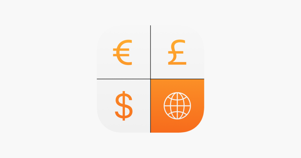 My Currency Converter • 4+